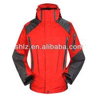 Outdoor Waterproof Windproof Jacket for Men Brand Summit New Fashion Winter Ski Camping Hiking Wear