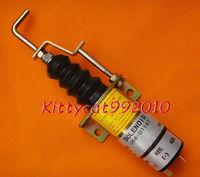 FUEL SHUTDOWN SOLENOID replace FOR LISTER PETTER SOLENOID 366-07197 (1502-12V) valve