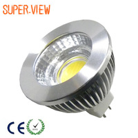 10pcs/Lot 5W MR16 LED GU5.3 COB,Free Shipping