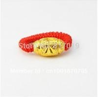 fashion ring red rope ring nice ring