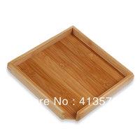 Fashionable Bamboo tea box for  Puer tea or black tea adpress tea for tea lovers+FREE SHIPPING 1pcs/lot
