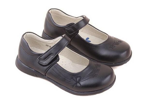 free shipping Girl's single shoe student performance dance flat shoes 26 - 42 code(China (Mainland))