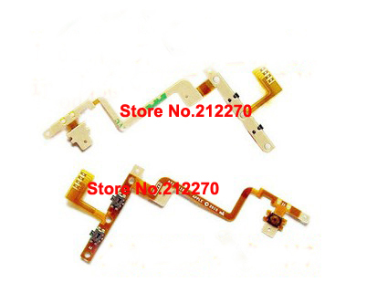 Original New Power On/Off Volume Button Flex Cable Ribbon For iPod Touch 4 4th Wholesale(China (Mainland))