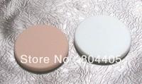 50X7mm round  edging NBR powder puff, cosmetic puff, makeup sponge, ,facial puff