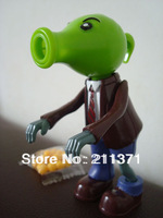 Peashooter zombie Toy from Plants Vs Zombies All Kids Love Hot Games Kids Toy birthday Gift