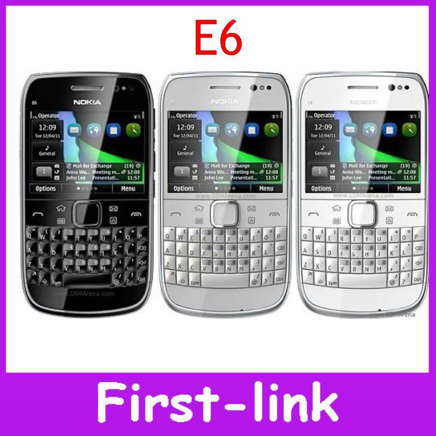 Nokia E6 Price E6 original nokia e6 wifi gps