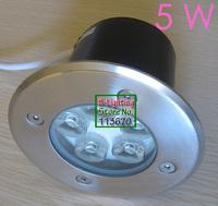 Inground light led outdoor,led Underground light,5W KUA12090, led ground lamp,12v 24V 110V 230V 5W Waterproof IP65 67 alumimum