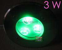 Outdoor lighting led,outdoor lighting 12v,3W 24V 110V-240V Underground light Led,in ground light Waterproof IP67 stainless steel