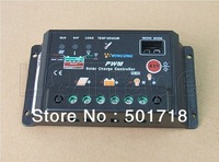 New Type! 20A 12V 24V Auto intelligence PWM Solar Charge Controller Regulators
