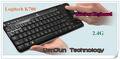 Free shipping Genuine original Logitech K700 wireless keyboard touchpad exclusive, android 4.0 keyboard ,HTPCwireless keyboard