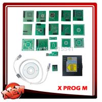 FREE SHIPPING WHOLESALE 2012 Latest version XPROG-M x prog m XPROGM ECU PROGRAMMER XPROG M v5.0
