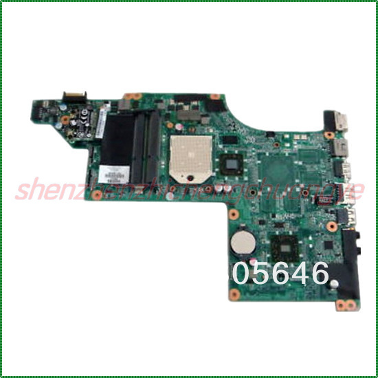 605496-001 for HP DV7-4000 AMD integrated laptop motherboard products, Full tested & 45 days Warranty(China (Mainland))