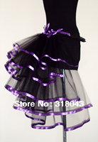 Newest Arrivals Sexy Corset tutu dress/ burlesque skirt for Women,Ladies sexy chiffon mini tutu skirt