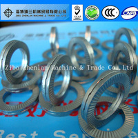 stainless steel DIN25201 lock washer