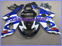 Motorcycle GSXR1000 fairing 2000 2001 2002 00 01 02 K1 Injection Mold +free windscreen