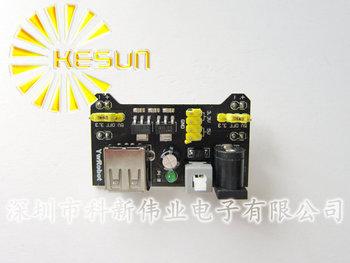10 x 3.3v / 5v Power Supply Module adapter For MB102 MB-102 Breadboard