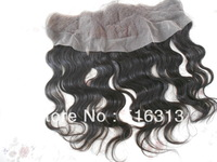 """Virgin indian Lace Frontal Closure 13x4"""" Bleached Knots Virgin Frontal Piece Body Wave Full Lace Frontal Brazilian Wavy"""