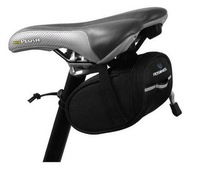 Wholesale 1.1 L Cycling Bicycle Bike Saddle Outdoor Pouch Back Seat Bag Mini Designed,Free Shipping