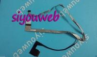 NEW LCD CABLE ASSY 50.4SH07.001 for Lenovo G580 G585 G580A G480 G485 laptop free shipping