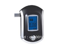 Freeshipping dropshipping by DHL Digital Alcohol Breathalyzer Tester Breath Blow Analyzer LCD Screen AT6000 Test Device