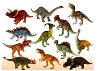 Large model dinosaur toy 12 Pcs-One set
