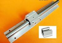 12mm Linear Guides rail bearings 1 SBR12 L400mm + 2 SBR12UU