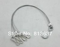 wire rope led grow/aquarium light hang kit free shipping hooks