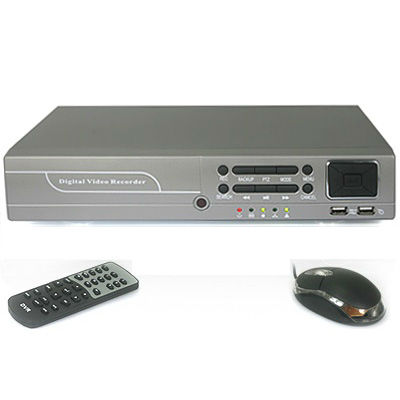 16 Channel CCTV Security Surveillance DVR Email Alarm Digital Video Recorder System(China (Mainland))