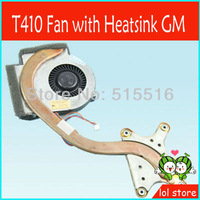 Heatsink Fan for IBM Lenovo Thinkpad T410i T410 Series CPU Cooling fan with heatsink Integrated FRU P/N: 45M2721 45M2723 45N5685