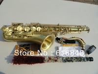 Wholesale-- Copy Henri selmer B flat Tenor saxophone instruments Reference 54 bronze