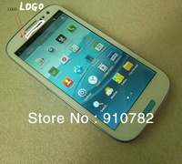 i9300 S3  IPS screen ! new arrive 1:1 I9300  phone cortex-A9 1.4GHz 4.8 inch IPS screen 8MP dual camera WIFI GPS BLUETOOTH