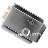 Nickel Single Head Electric Control Lock    GB-L01