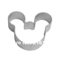 Mickey Mouse Face Shape Cookie Cutter Free Shipping AM0005