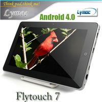Flytouch 7  10 inch tablet pc dual core AllWinner A10 1024x600