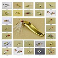 Free, 60pcs/lot, 1.5g-2g-3g,4g,5g,6g,7g,8g,9g,10g,11g,12g,13g,14g,15g,17g,20g,22g Fishing Lure Metal Spoon/Spinner