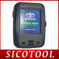 specialized hottest auto scanner toyota intelligent tester it2 toyota intelligent tester 2 car diagnostic tool -- free shipping(China (Mainland))