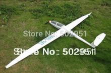 Flyfly DG1000 PNP e KIT RC modelo planador elétrico(China (Mainland))