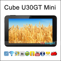 7 inch RK3066 Tablet Dual Core Cortex A9 CPU 1.6GHZ 100% IPS Screen Android 4.0 1GB 16GB HDMI Bluetooth Cube U30gt Mini