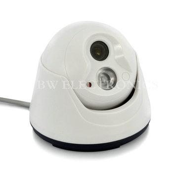 4pcs/lot Free Shipping 1/4'' 700TVL CMOS IR Dome Camera With IR-CUT 20M Night Vision BW-71CR