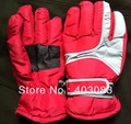 Wholesale Export Fashion Winter Thicken Snow Warm Outdoor Gloves Anti-slip Waterproof Ski Gloves Women's Climbing Gloves