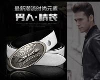 100% Genuine leather desigual vintage  Belt for men ,belts for women waistbands Mens belts luxury Free shipping