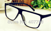 Free shipping! 2013 Wholesale eyewear Eye decoration male eyeglasses frame women plain eye glasses 3pc/lot a77