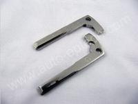 20pcs/lot uncut blade MERCEDES BENZ REPLACEMENT SMART KEY INSERT KEY BLADE,key blade for MERCEDES BENZ 2012 SL550 E350 S550