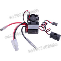 high-voltage version 320A Brush ESC for On-road RC 1/10 1/12 Car Truck TD-001
