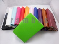 300Piece  Universal Flip Leather Case Cover for 7 inch Tablet PC with Folding Stand