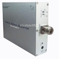 Free shipping,800~1500sqm 70dB CDMA 800(GSM 850) MHz mobile signal booster/repeater/amplifier/enhancer TE-9102B-C