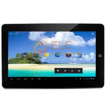 """free shipping Allwinner A10 GPS 10.2"""" 1GB RAM 16GB 8GB 4GB HDD Android 4.0 1.2GHz WIFI HDMI"""