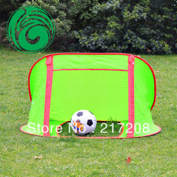Portable soccer goal, sport ball for children, student's outdoor football practice goal
