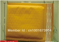 Free shipping-Kraft Bubble envelope Shockproof 130*130mm