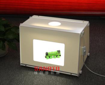 "lot x 4 SANOTO 16""x12"" Portable Mini kit photo photography studio light soft box MK40 online seller mate"